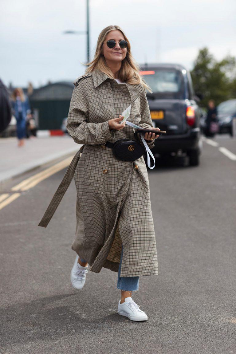 trend trench coat